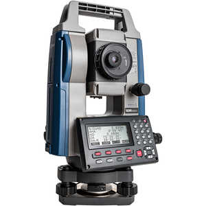 "Sokkia iM-55 5"" Single Display Reflectorless Total Station w/Bluetooth"