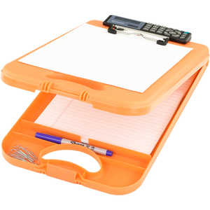 Saunders Deskmate II Clipboard with Calculator