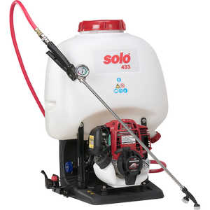 Solo Model 433 Motorized Backpack Sprayer