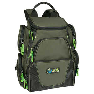 CLC Wild River Multi-Tackle Small Backpack with Two Integrated Trays