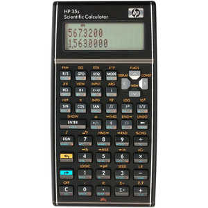 Hewlett-Packard HP35s Scientific Calculator