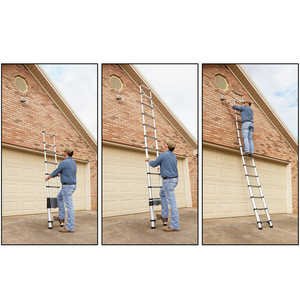 Telesteps 12.5' PRO Telescopic Ladder