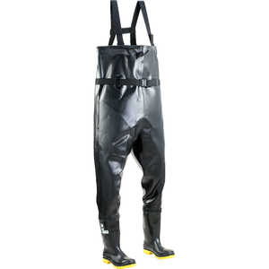Dunlop® Steel Toe and Midsole Chest Waders