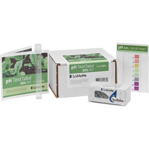 LaMotte Soil pH TesTabs Kit