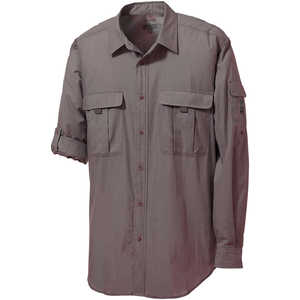 Insect Shield Technical Field Shirt, Dark Stone, Small
