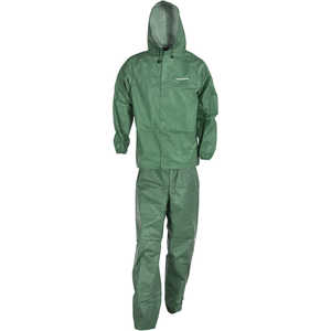 Compass 360 Eco-LITE B63 Waterproof Breathable Rain Suit, Large