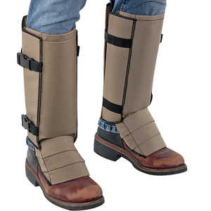 Snake Guardz™ Shin Armor Gaiters